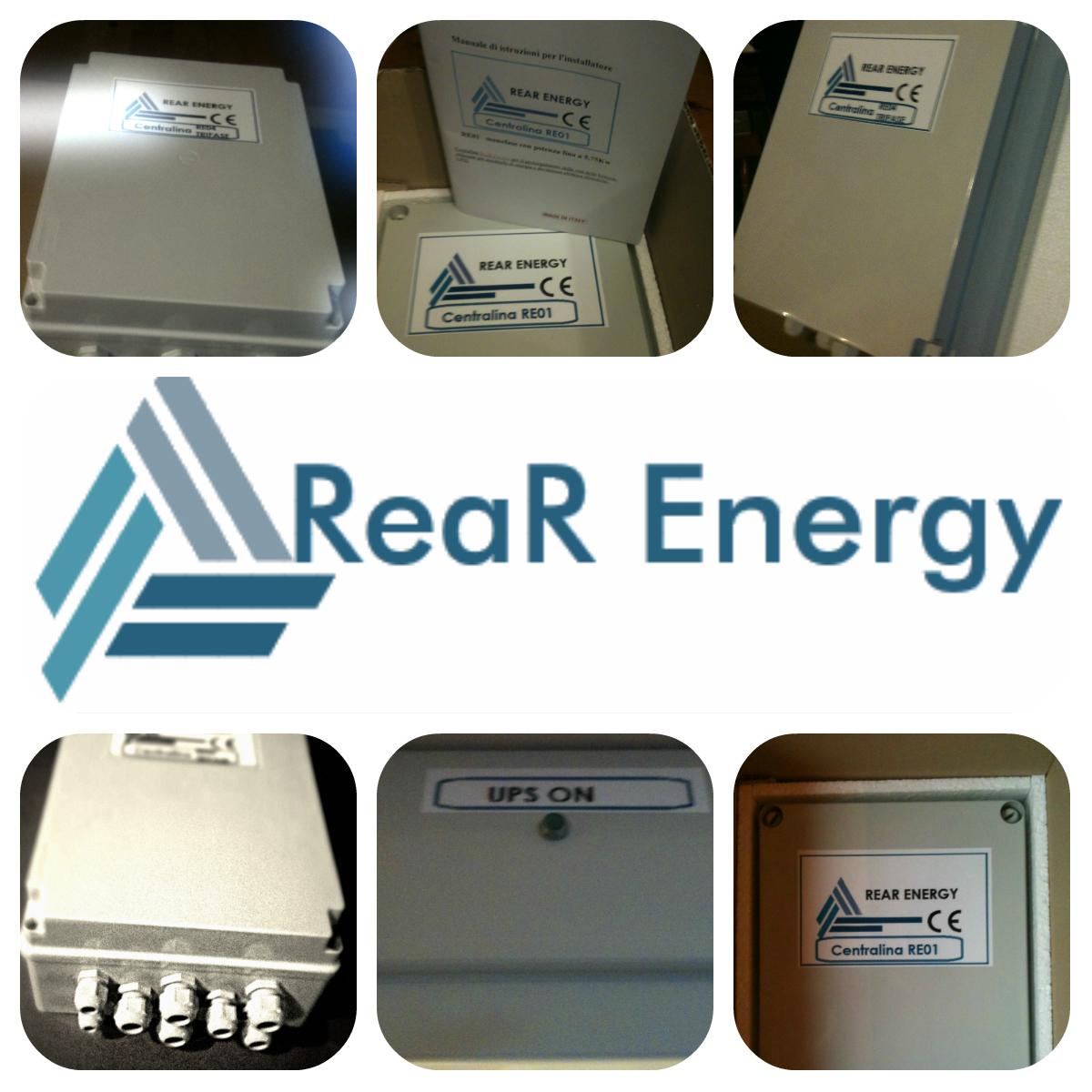 Rear Energy, triplica la vita all'accumulatoe di energia da impianti eolici, fotovoltaici. Commutatore di energia tra ups e fornitore. standalone, isola, ibrido
