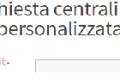Richiesta centralina personalizzata